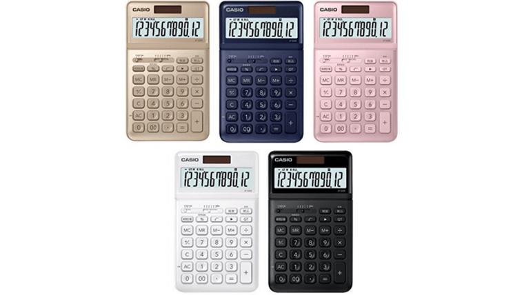 カシオ ジャストタイプ電卓 JF-S200