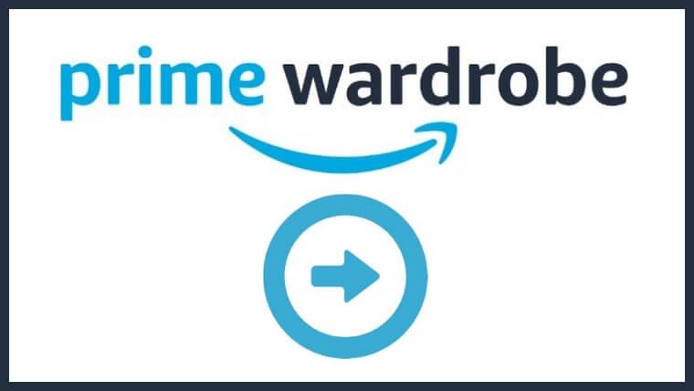 Amazonプライム・ワードローブの利用手順・使い方