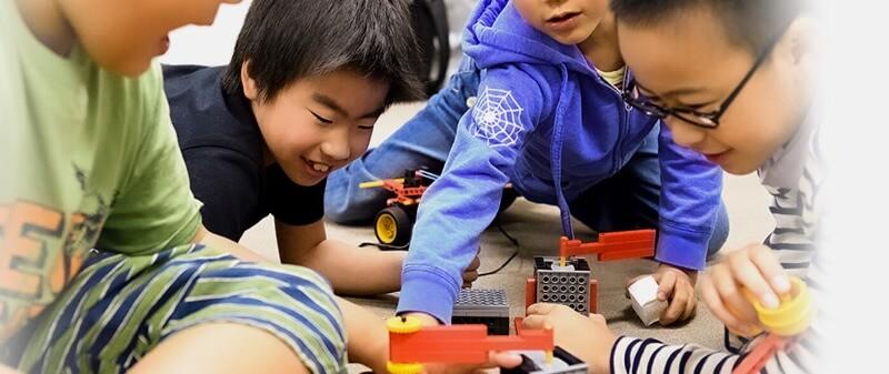 ヒューマンアカデミーロボット教室の紹介画像1
