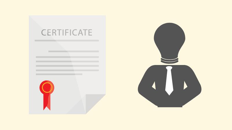 プロジェクトリーダーに資格は必要ない