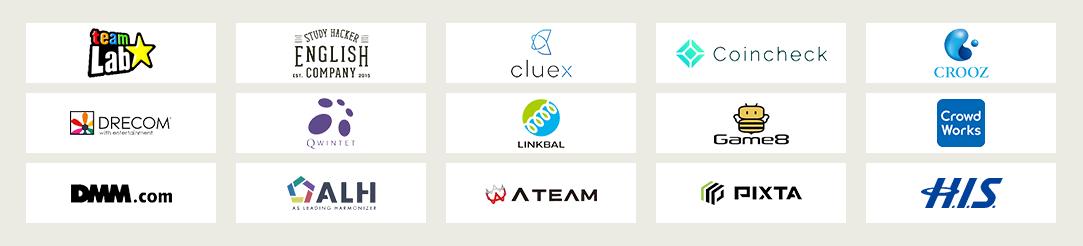DMM WEBCAMPの紹介先企業