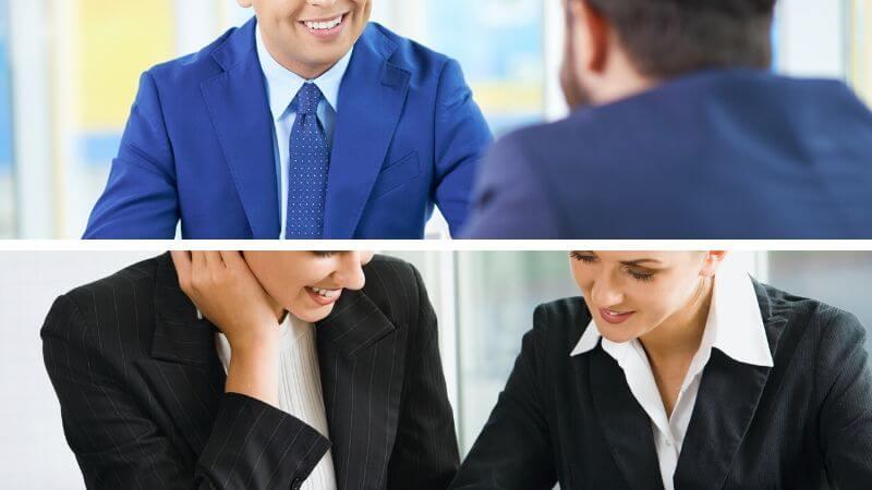 転職エージェントの複数利用